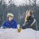 Building the Ice Chapel 2018 photo album thumbnail 6